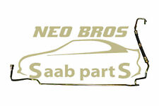 New Saab 900 & 9-3 Petrol Front Power Steering Delivery Pipe Hose, 5061833