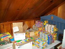 Packs of unopened baseball cards!