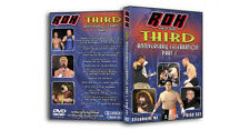Official ROH Third Anniversary Celebration Part 1 (Pre-Owned DVD)