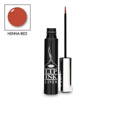 LIP INK  Organic  Smearproof Liquid Lip Liner - Henna Red