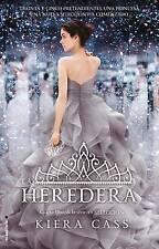 NEW La heredera (La Seleccion / the Selection) (Spanish Edition) by Kiera Cass