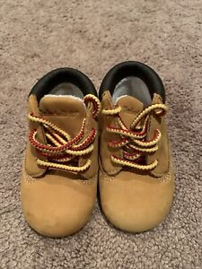 Infant timberland boots size 2M