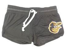 Baltimore Orioles Women's M G-III 4her Double Header Mesh Shorts