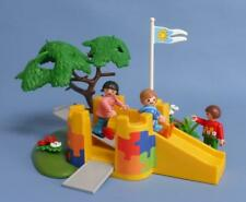Playmobil Sandcastle Park  / Jungle Gym & children figures /  playground toy