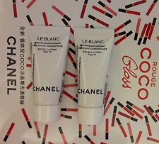 Chanel LE Blanc HEALTHY LIGHT Serum Creator 5ml x 2 = 10ml New Version 2017