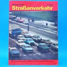 Der Deutsche Straßenverkehr 12/1982 Citroen BX CSSR-Camping Lada Großraumtr. F