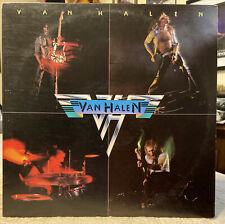 Van Halen -Self Titled Debut-Vinyl LP Perfect Condition 1st Pressing