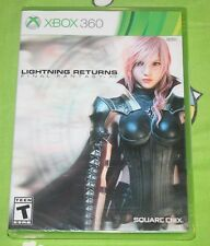 BRAND NEW Lightning Returns: Final Fantasy XIII (Microsoft Xbox 360, 2014)