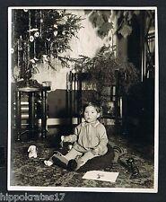FOTO vintage PHOTO, 1930, Weihnachten snapshot christmas Noel navidad /41 - 3