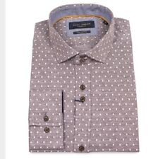 New Mens guide London Jacquard Shirt Size Medium £39.99 or best offer RRP £75
