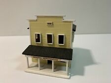 Miniature Dollhouse W Gudgel 1984 1830 Genera Merchandise Store