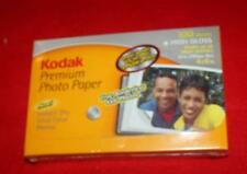 "KODAK Premium Photo Paper, 100 sheets, High Gloss, Factory SEALED, 4""x 6"""
