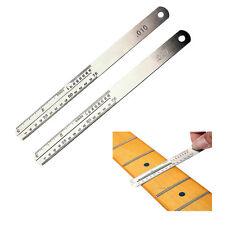 2PCS Guitar Fret Fretboard Protector Guards Repair Tools Tone Capacitor Measurer