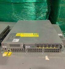 Cisco N9K-C9396TX Nexus 9300 10Gb Base-T   12P QSFP+ TOR Switch 48 + 12 Ports