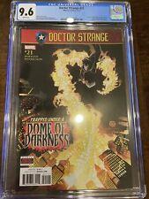 Doctor Strange #21 - CGC Graded 9.6