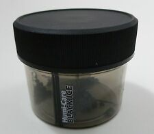Humi-Care Black Ice Pie Jar (4 oz.) Cigar Humidifier 75-100 Cigars ~NEW~