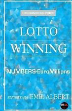 LOTTO WINNING NUMBERS EuroMillions by Emil Albert (2014, Paperback)