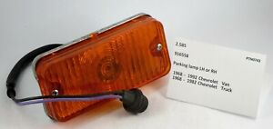 1968-1993 Chevrolet Truck Delivery Van NOS parking lamp 916558