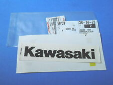 DECAL FIANCHETTO MARK SIDE COWL KAWASAKI VERSYS 650 2015 PART N. 56054-1685