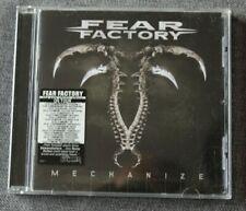 Fear Factory, mechanize, CD