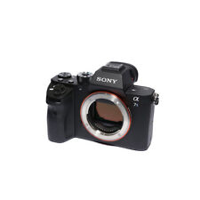 Sony A7S II Mirrorless Body PAL/NTSC Full Frame E-Mount 4K garant
