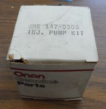ONAN INJECTOR PUMP KIT PART NUMBER 147-0306