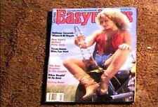 EASYRIDERS MAGAZINE NOV 1987 VERY FINE BIKER HOT BABES CHICKS MOTORCYCLES