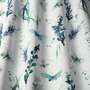 Avila Iris - By iliv - Beautiful, floral voile fabric - 2.1 Metre Piece