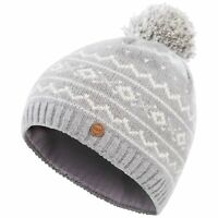 DLX Holbray Womens Mens DLX Beanie Knitted Hat Winter Warm For Adults