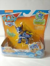 Spin Master Nickelodeon Paw Patrol Mighty Pups Super Paws Chase - New In Box