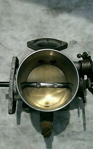 Sierra cosworth enlarged throttle body 61mm