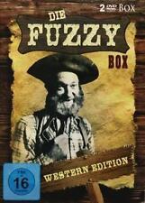 6er FUZZY WESTERN BOX Terror in Texas KAMPF OHNE GNADE Tod & Teufel DVD Edition