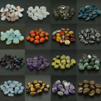 Mix Natural Polished Gemstone Tumbled Reiki Crystal Healing Energy Stone Wicca