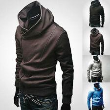Stylish Creed Hoodie Slim men's Cosplay F Assassins Jacket Costume Fashion UK