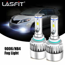9006 LED Fog Light Bulbs for Toyota Corolla 05-2008/RAV4 01-2005/4Runner 03-2009