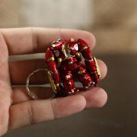Marvel Iron Man Hulkbuster Age of Ultron Avengers Figure Keychain Keyring Gifts