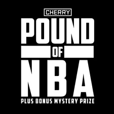 Pound of NBA Box - Over 250 Panini Basketball Cards + Mystery Prize