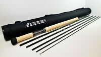 Sage Sonic 9140-6 Spey Rod - 14' - 9wt - 6 piece - NEW - Free Fly Line