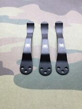 Spyderco Endura 4 - Black Replacement Pocket Clip
