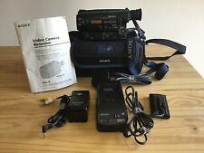Videocámara Sony Handycam CCD-TR501E cámara de vídeo 8