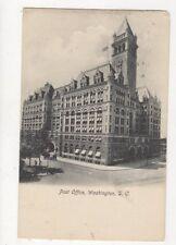 Post Office Washington DC USA 1920 Postcard 477a