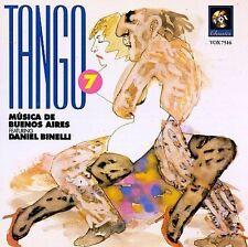 Tango 7: Musica de Buenos Aires feat. Daniel Binelli