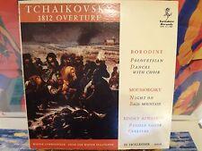 Tchaikovsky 1812 Overture album by Wiener Symphoniker/H. Hollreiser 1812 vinyl!