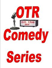OLD TIME RADIO COMEDY SHOWS VOL.8 MP3 DVD 720+ SHOWS
