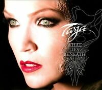What Lies Beneath [Digipak] by Tarja (CD, Sep-2010, 2 Discs, The End) New Sealed