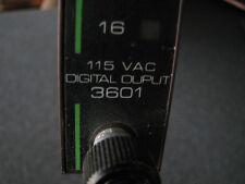 Triconex Model 3601  Clean used unit