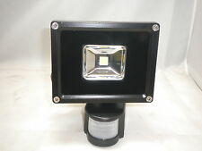 10 Watt LED ESTERNO MINI RIFLE con con Sensore PIR LED DIAMANTE ce3-1000cp