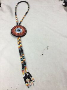 Exquisite Beaded BOLO Hand Made