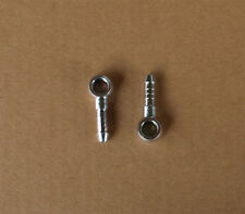 Ringschlauchnippel Ringnippel mit Ringauge 10 mm DIN 7642 DN 4/6