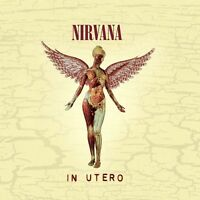 NIRVANA - IN UTERO (20TH ANNIVERSARY REMASTER)  CD NEU